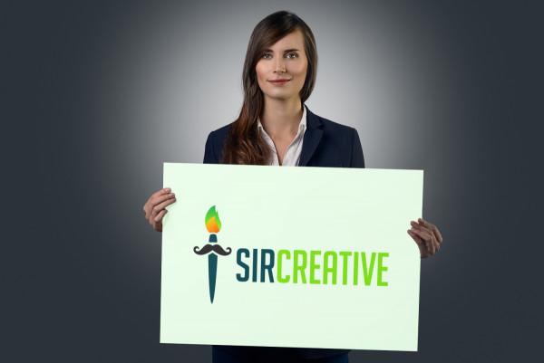Sample branding #1 for Sircreative