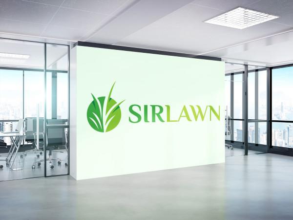 Sample branding #3 for Sirlawn