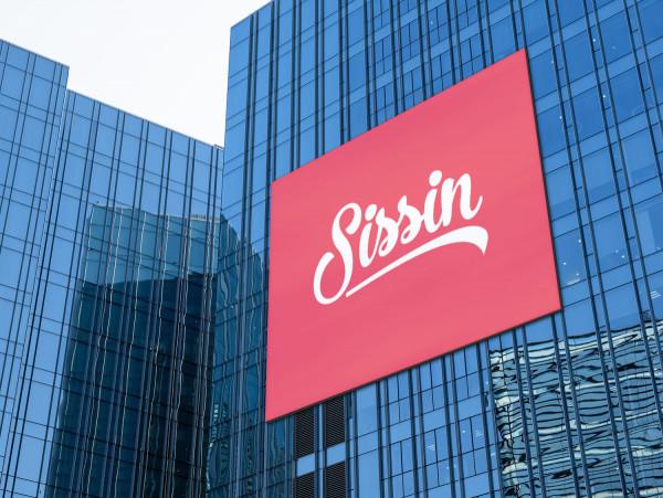 Sample branding #2 for Sissin
