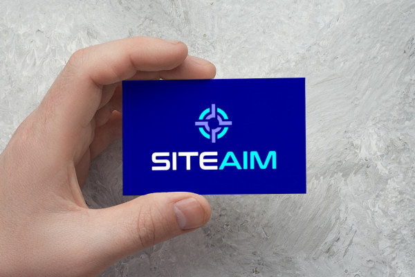 Sample branding #3 for Siteaim