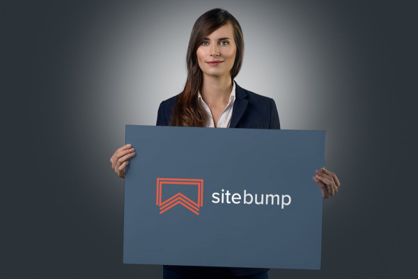 Sample branding #1 for Sitebump