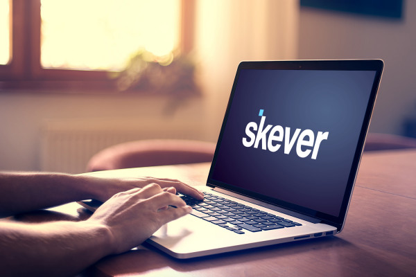 Sample branding #3 for Skever