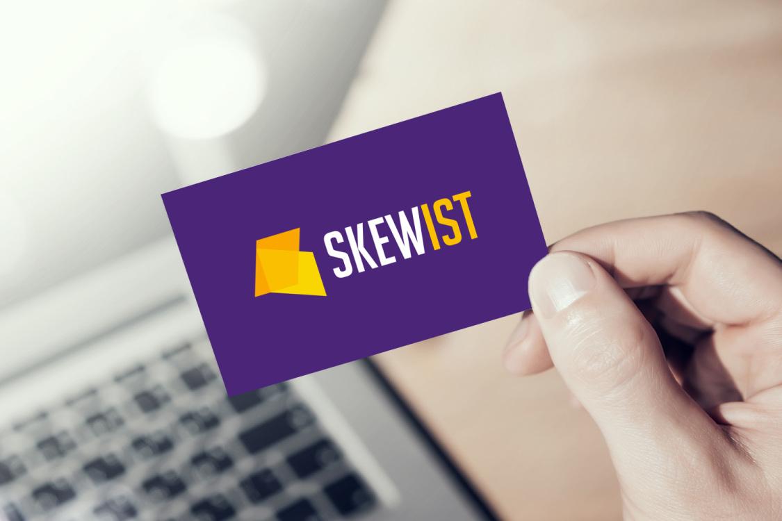 Sample branding #2 for Skewist