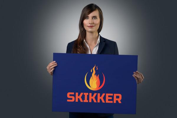 Sample branding #2 for Skikker
