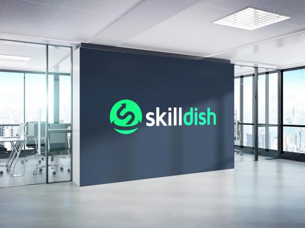 Sample branding #2 for Skilldish