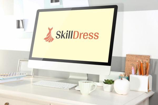 Sample branding #1 for Skilldress