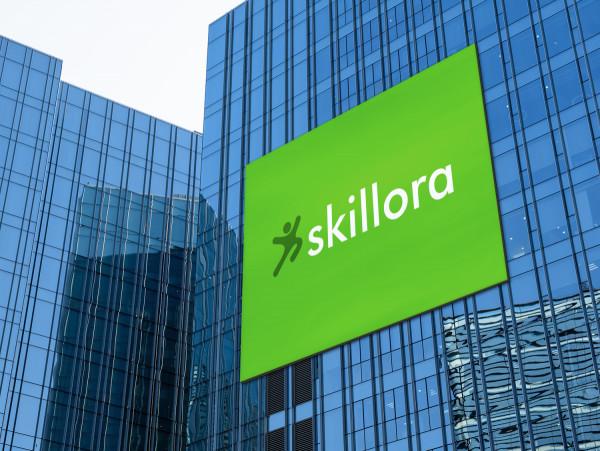 Sample branding #2 for Skillora