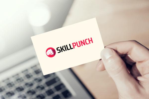 Sample branding #2 for Skillpunch