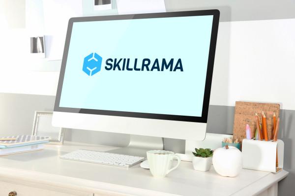 Sample branding #1 for Skillrama