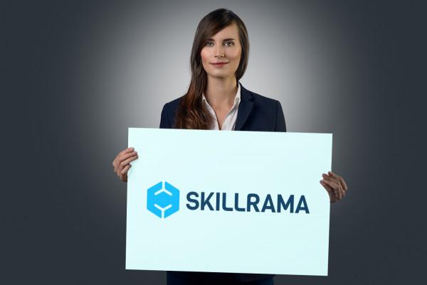Sample branding #3 for Skillrama