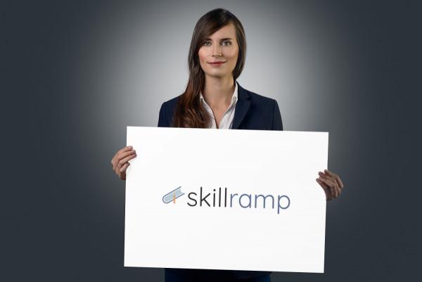 Sample branding #1 for Skillramp