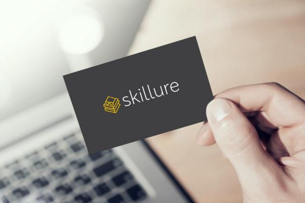 Sample branding #3 for Skillure