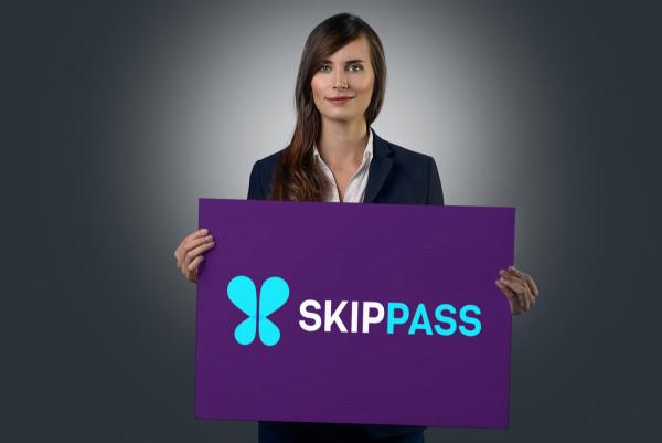 Sample branding #3 for Skippass
