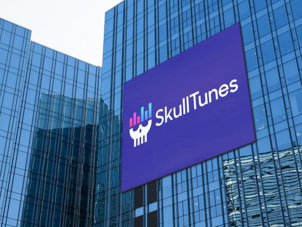 Sample branding #2 for Skulltunes