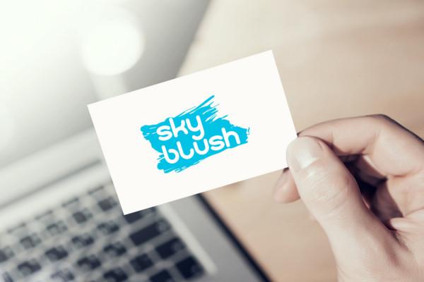 Sample branding #3 for Skyblush