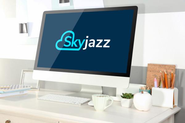 Sample branding #1 for Skyjazz