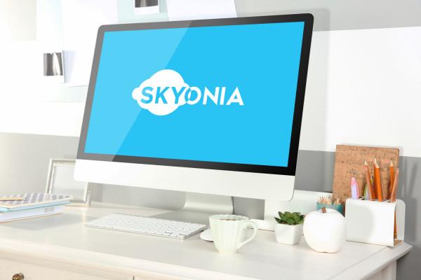 Sample branding #2 for Skyonia