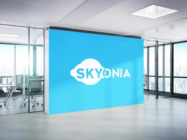 Sample branding #1 for Skyonia