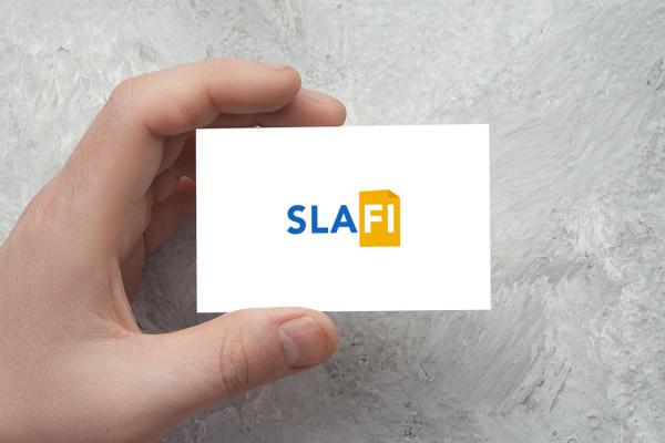 Sample branding #2 for Slafi