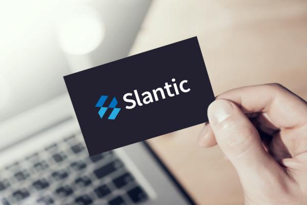 Sample branding #3 for Slantic