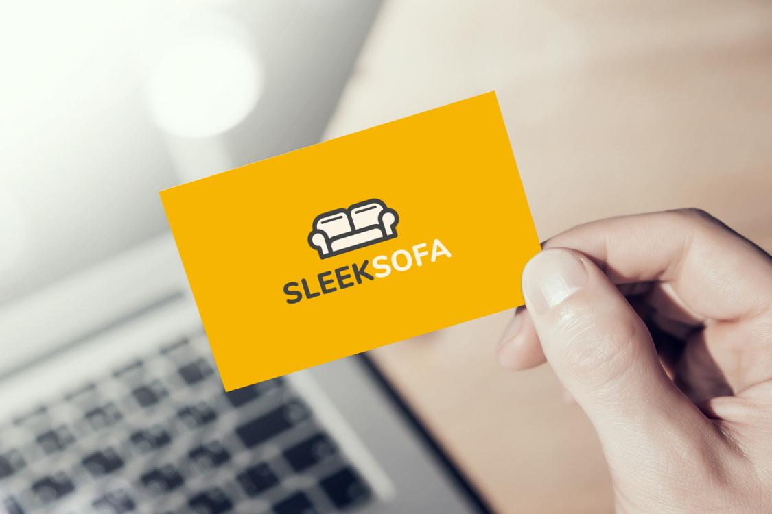 Sample branding #2 for Sleeksofa