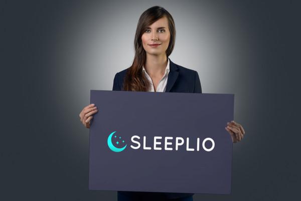 Sample branding #1 for Sleeplio