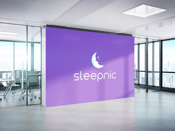 Sample branding #3 for Sleepnic