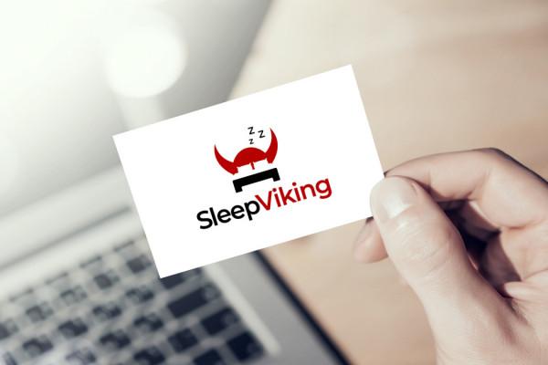 Sample branding #2 for Sleepviking
