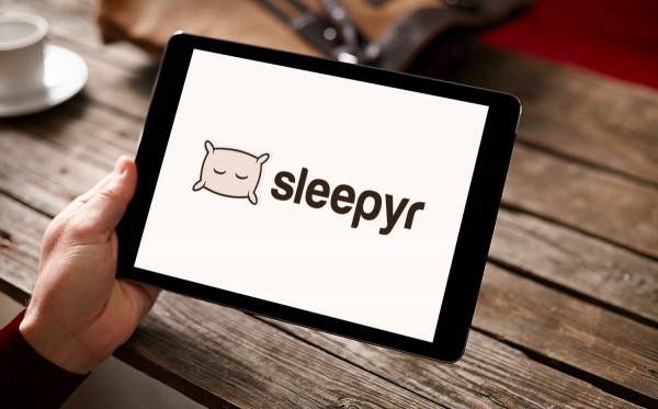 Sample branding #2 for Sleepyr