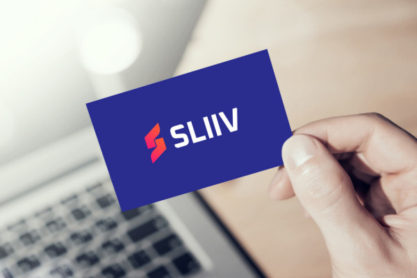 Sample branding #3 for Sliiv