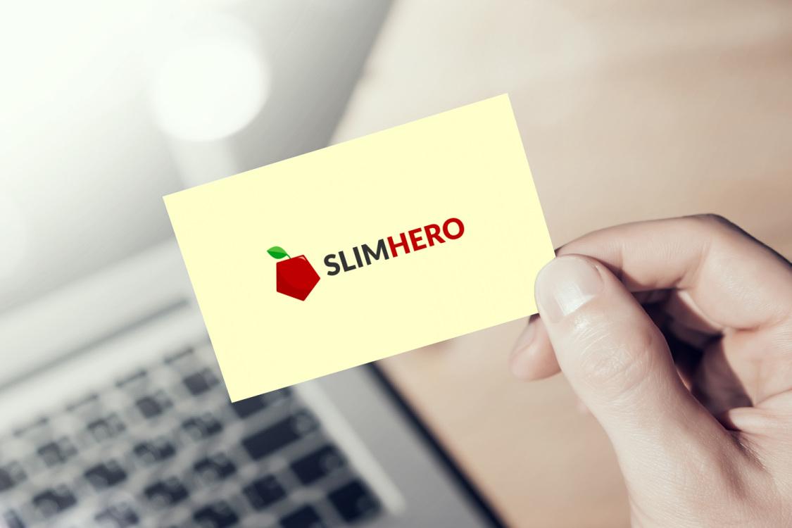 Sample branding #3 for Slimhero