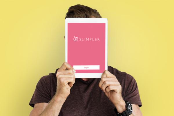 Sample branding #3 for Slimpler