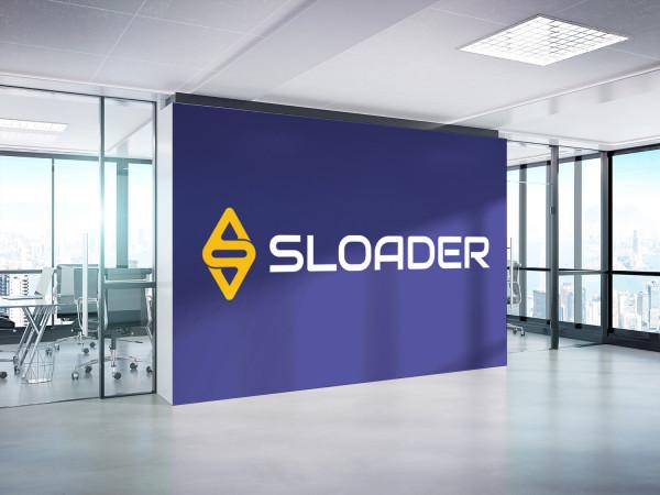 Sample branding #1 for Sloader