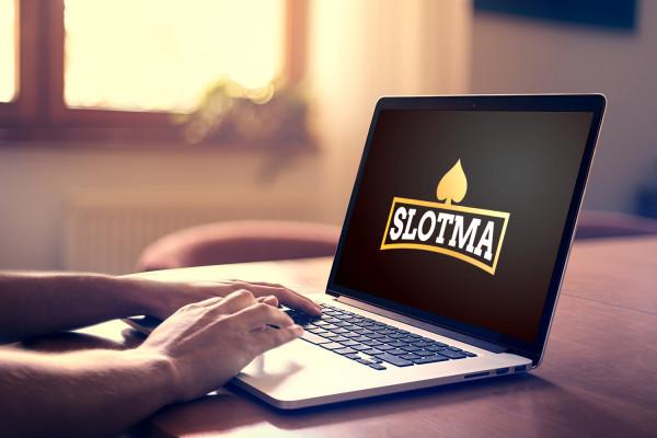 Sample branding #2 for Slotma
