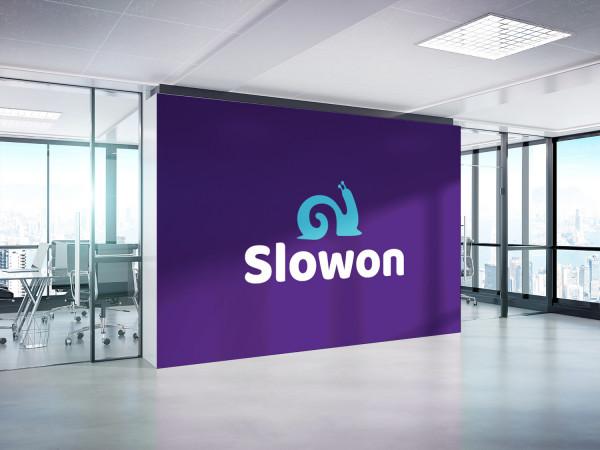 Sample branding #1 for Slowon