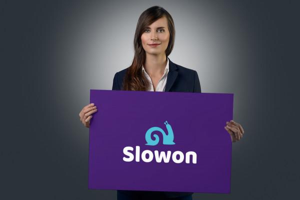 Sample branding #2 for Slowon