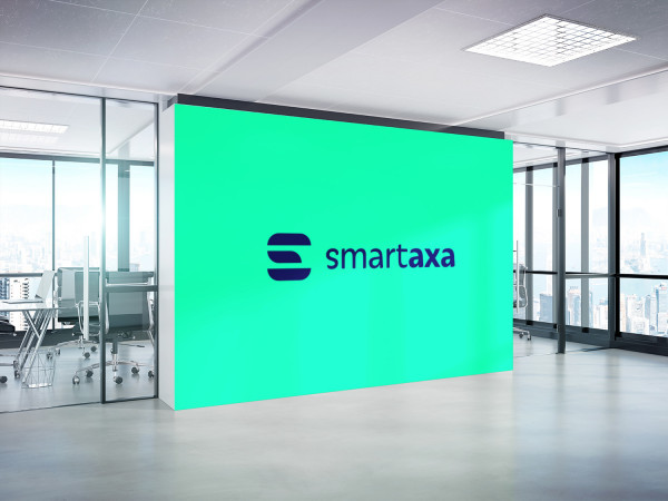 Sample branding #2 for Smartaxa