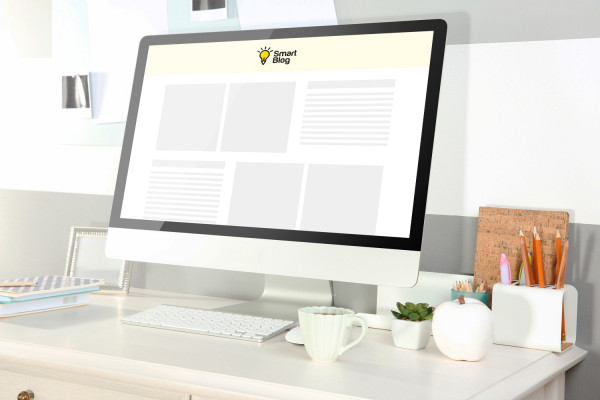 Sample branding #3 for Smartblog