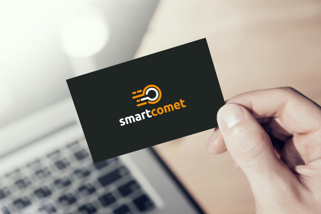 Sample branding #1 for Smartcomet