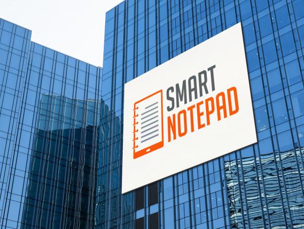 Sample branding #2 for Smartnotepad