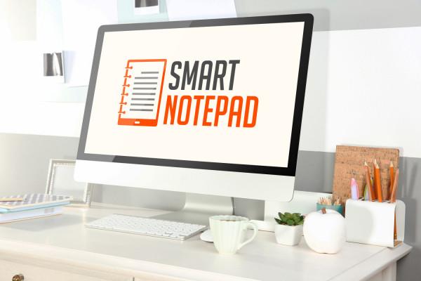 Sample branding #1 for Smartnotepad