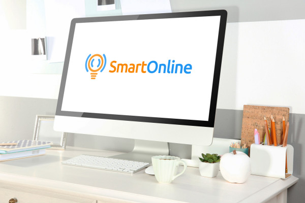 Sample branding #2 for Smartonline