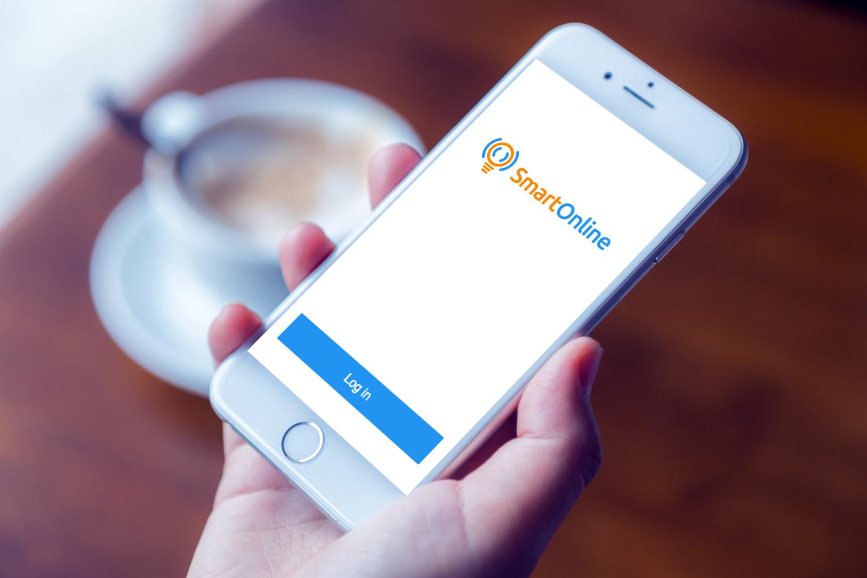 Sample branding #1 for Smartonline