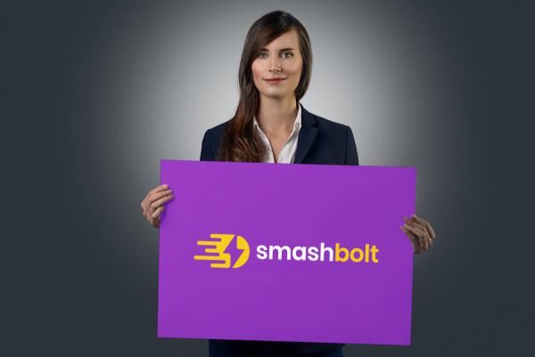 Sample branding #1 for Smashbolt