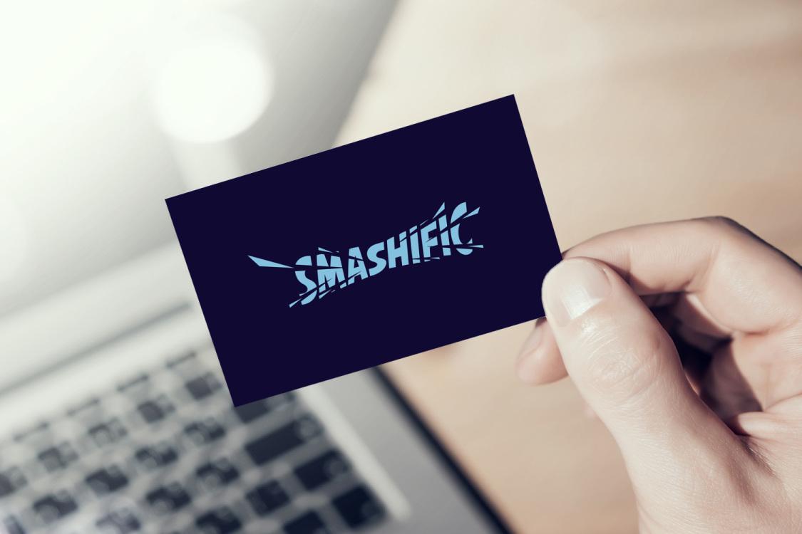 Sample branding #3 for Smashific