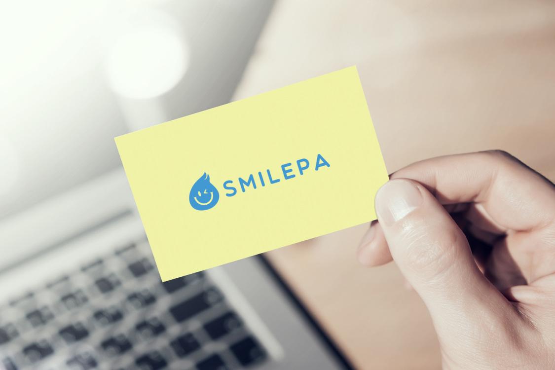 Sample branding #3 for Smilepa