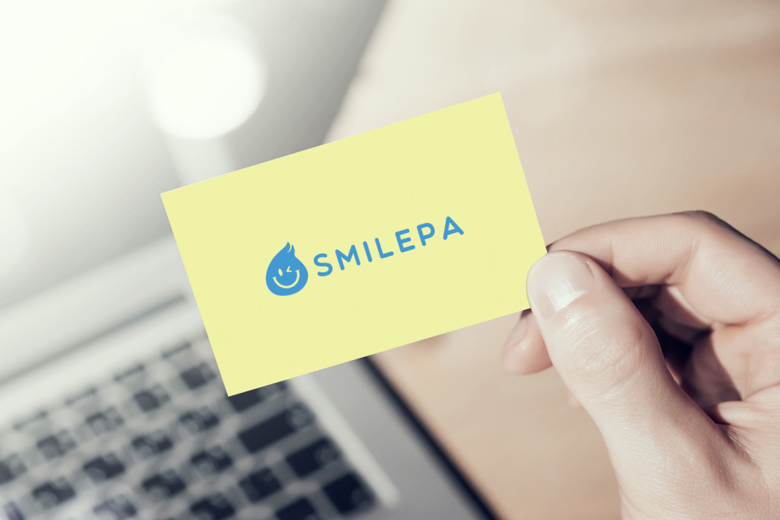 Sample branding #3 for Smilepa