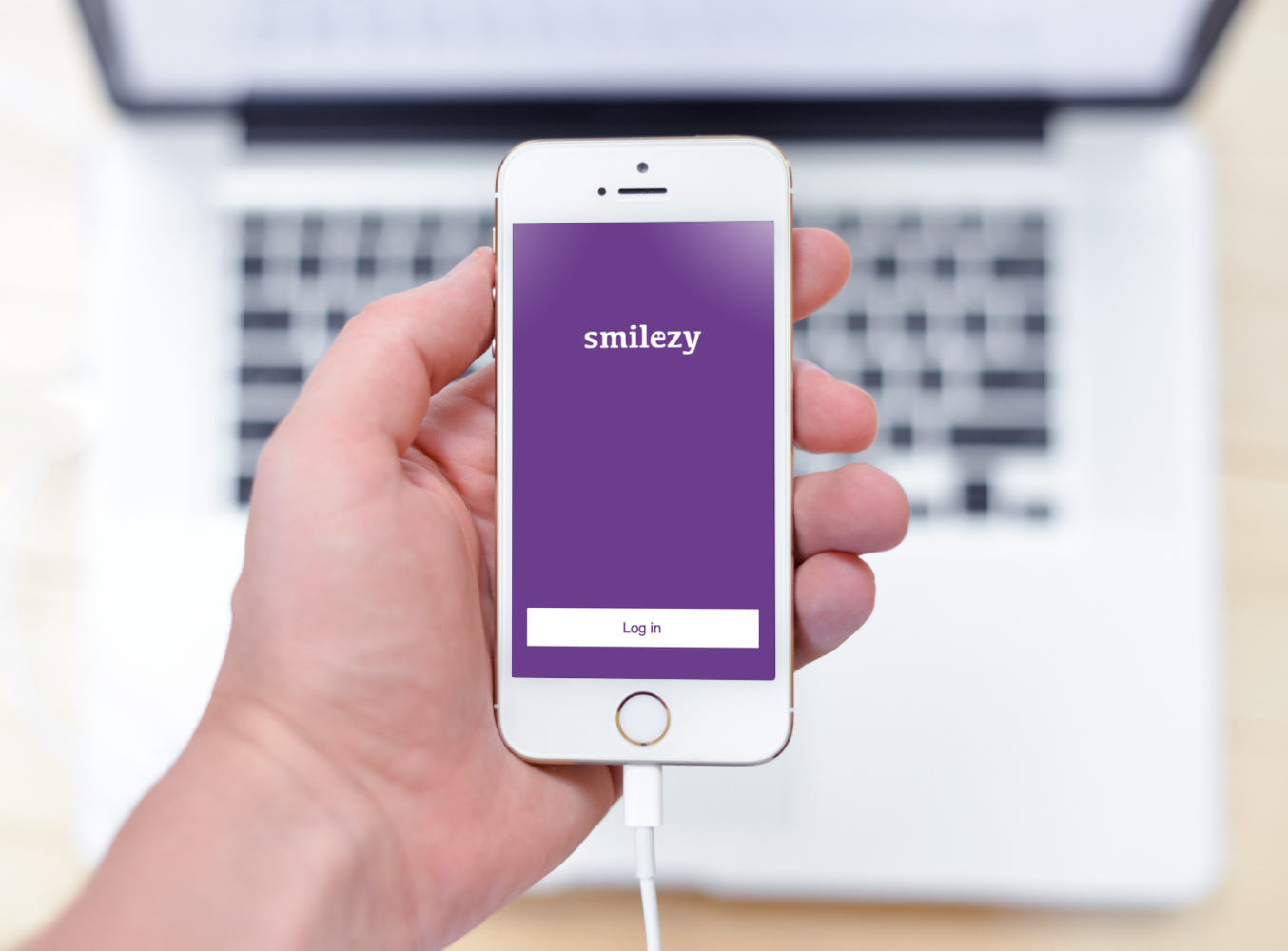Sample branding #3 for Smilezy