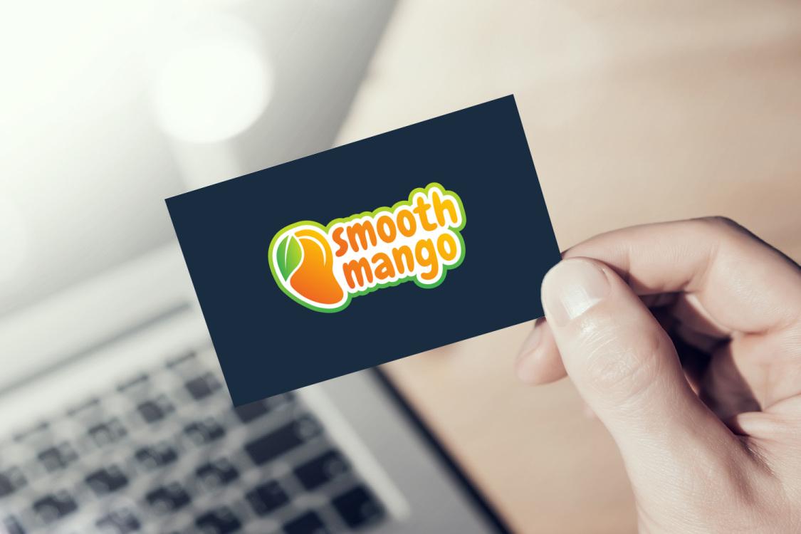 Sample branding #3 for Smoothmango