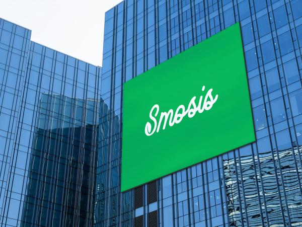 Sample branding #1 for Smosis